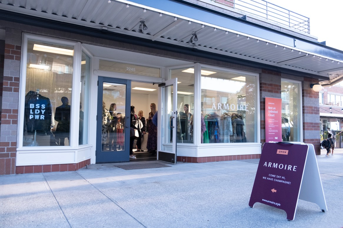 Armoire Offers Sustainable Shopping in Kirkland
