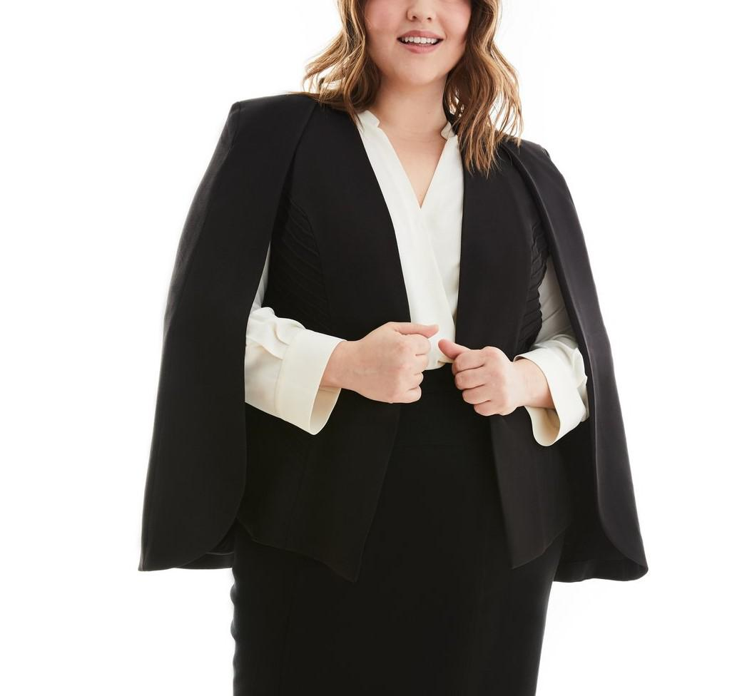 Gravitas high end designer plus-size women's clothing rental