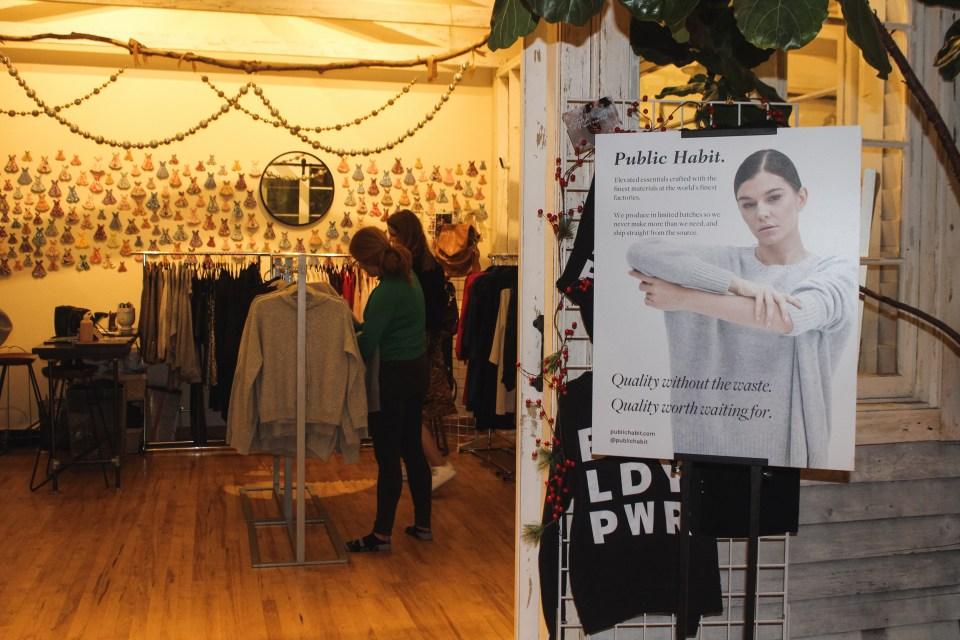 Affordable Sustainable Fashion Brand Public Habit