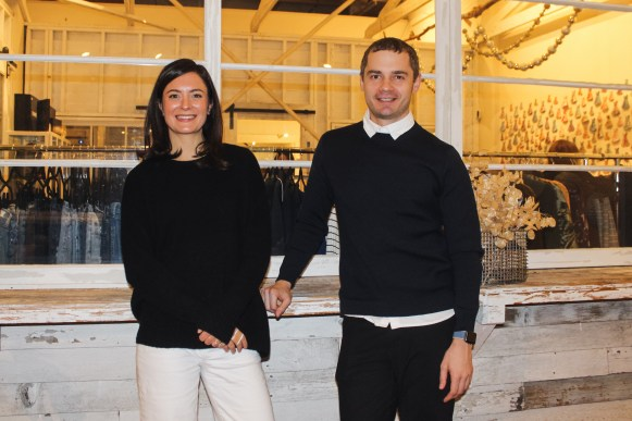 Co-Founders of Public Habit, Sydney Badger & Zakhar Ivanisov