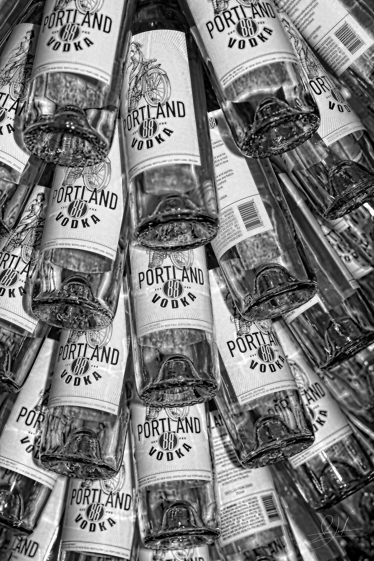 Worldwide Photowalk Distillery Tour Bottle Tree