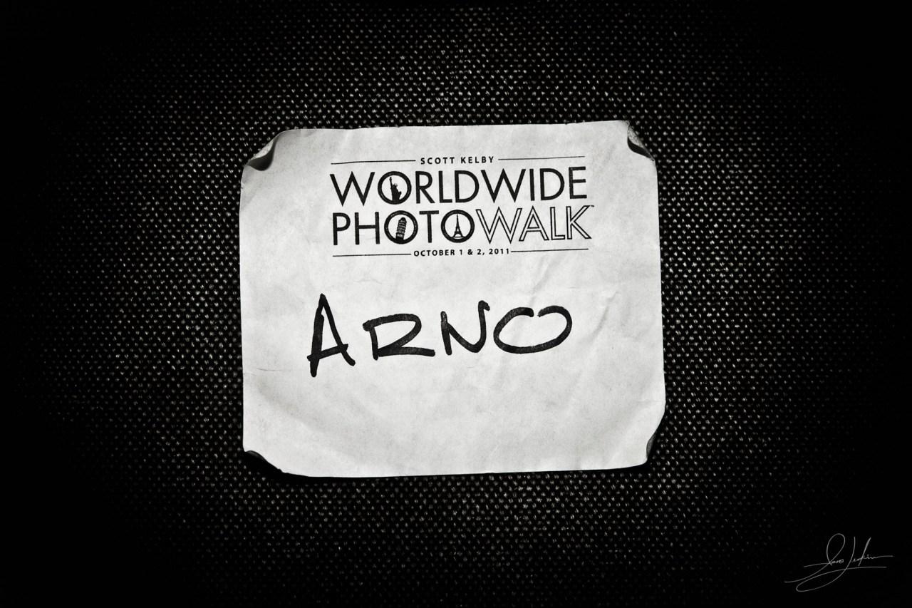 Worldwide Photowalk Distillery Tour Name Tag