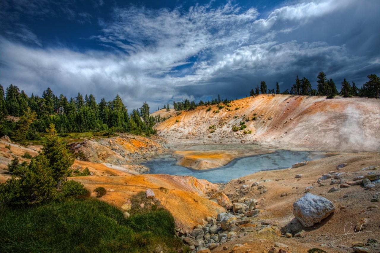 Lassen Volcanic National Park 3