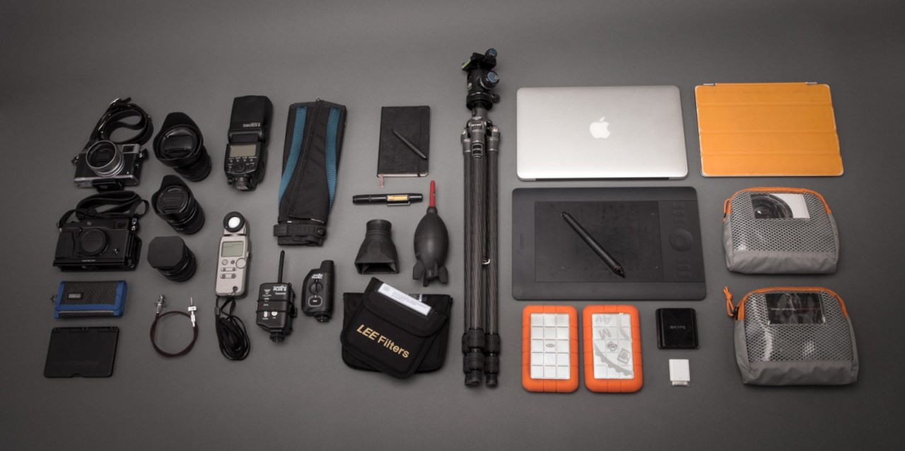 What's In Your Bag Gear