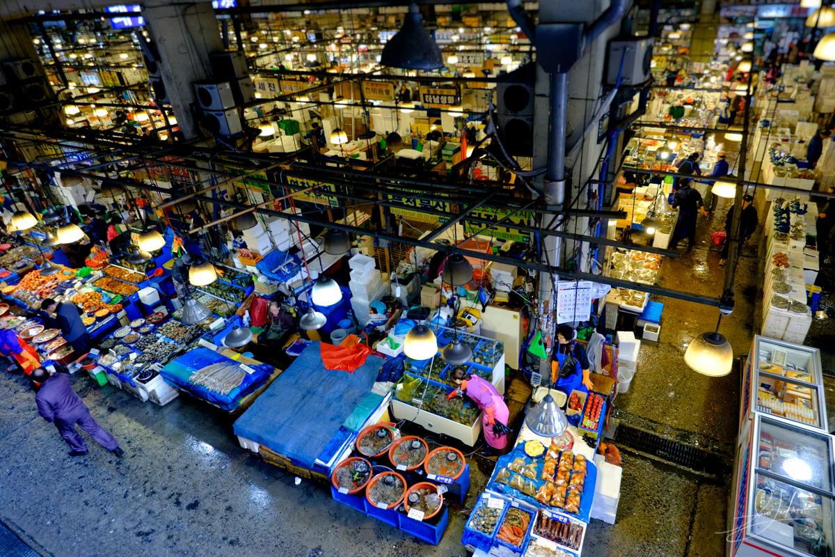 Noryangjin Fisheries Wholesale Market