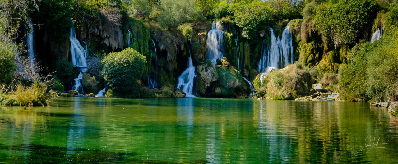 Kravice Waterfalls, Bosnia and Herzegovina