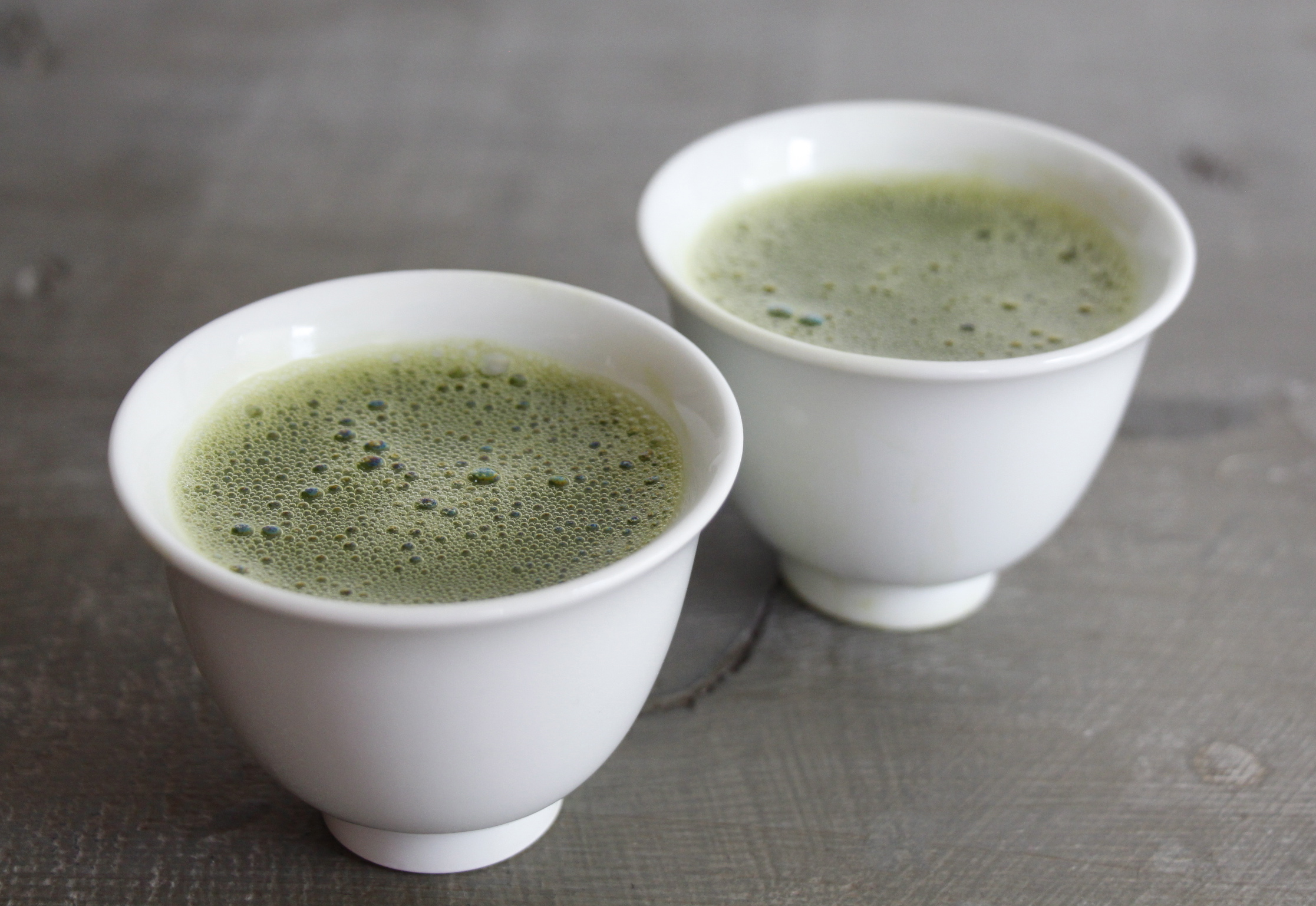 Matcha Latte & How to Make Matcha Tea