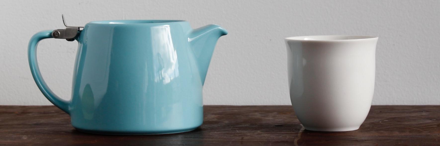 Teaware 7: Porcelain & Ceramic Teapots