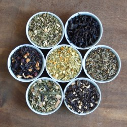 weight-loss tea cleanse