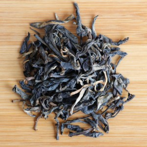 exceptional teas: Red pu'er