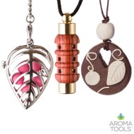 Necklace Pendant Diffusers