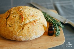 Rosemary Artisan Sourdough Bread