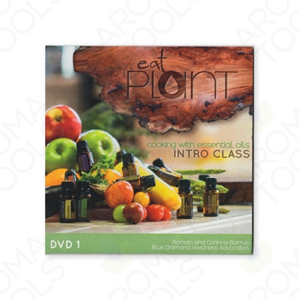 """""""Cooking with Essential Oils: Intro Class"""" DVD"""