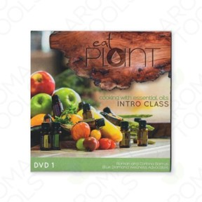 """Cooking with Essential Oils: Intro Class"" DVD"