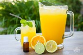 Refreshing Citrus Cooler