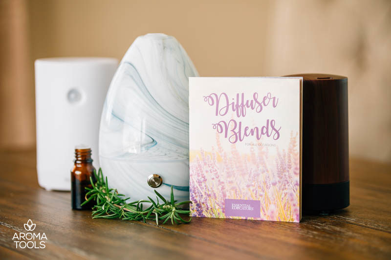 "Try Our ""Diffuser Blends for All Occasions"" in a New Diffuser!"
