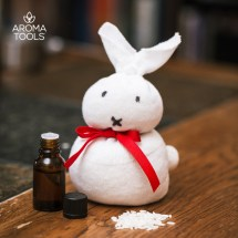 Essential Oil Sock Bunnies