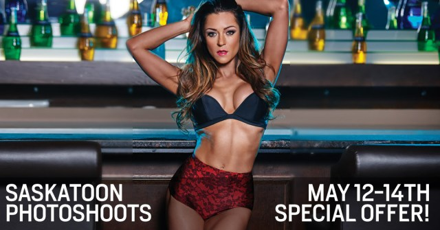 Saskatoon Photoshoots – May 12-14th Special offer