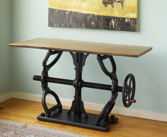 Crank Table by James Pearce