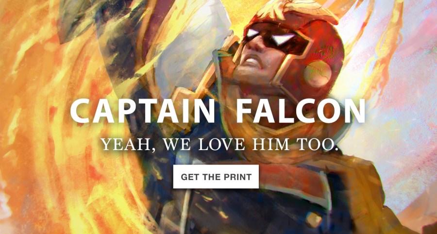 Captain Falcon 900x482