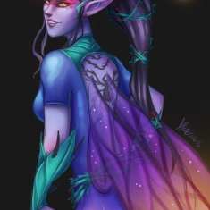 Faerie Widowmaker by Faebelina