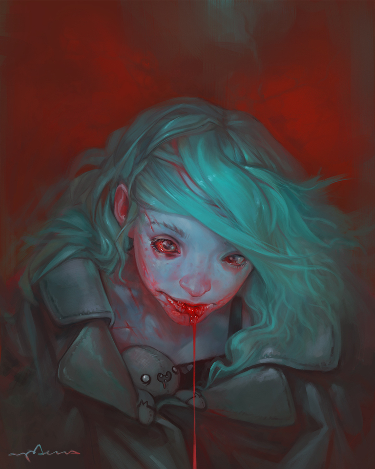 Tutorial - Sabbas Apterus - Bloody Blue
