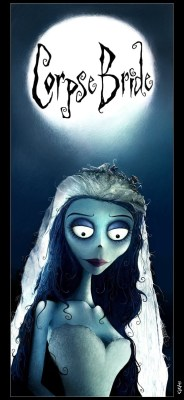 Corpse bride by khrass