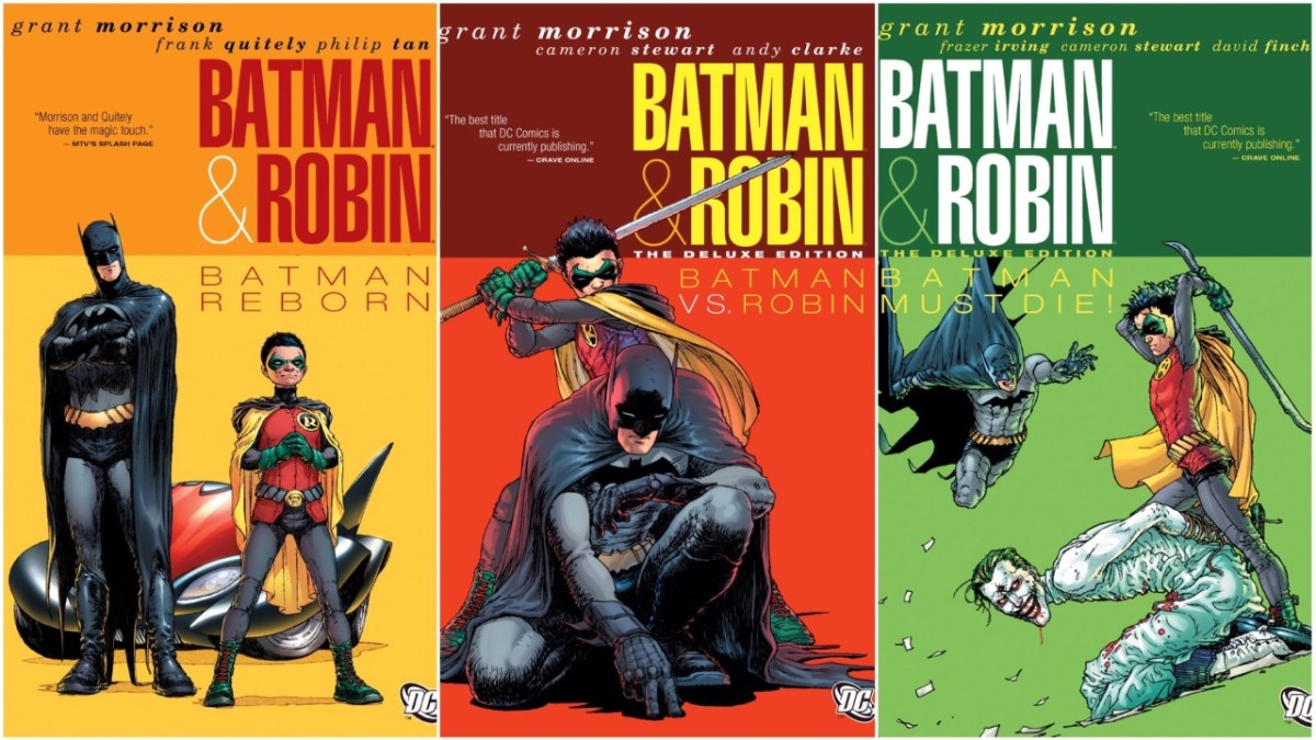 "The Art of ""Batman Incorporated"""