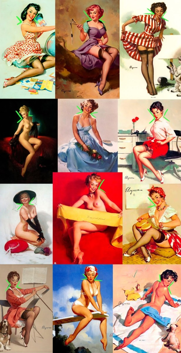 What I Learned from Gil Elvgren about Composition