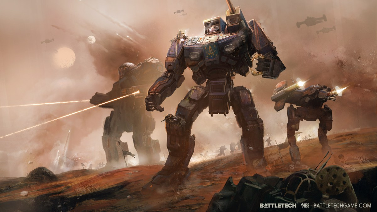 The Art of BATTLETECH - Return of a Titan