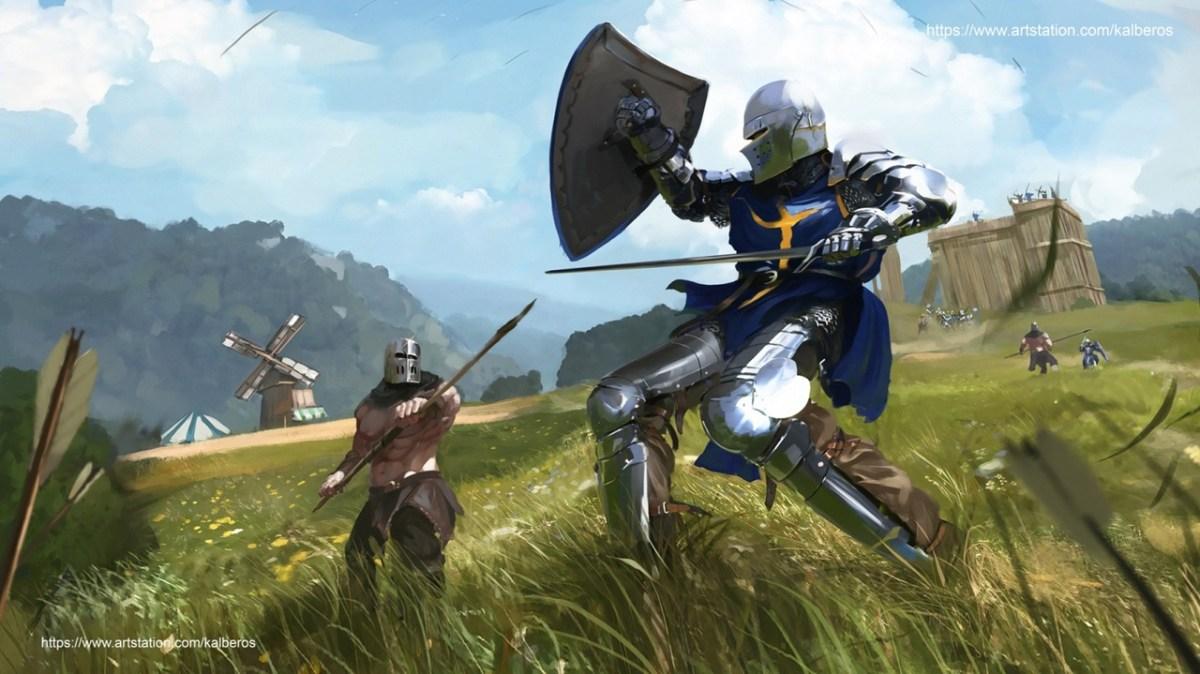 Mateus Michalski's Knights