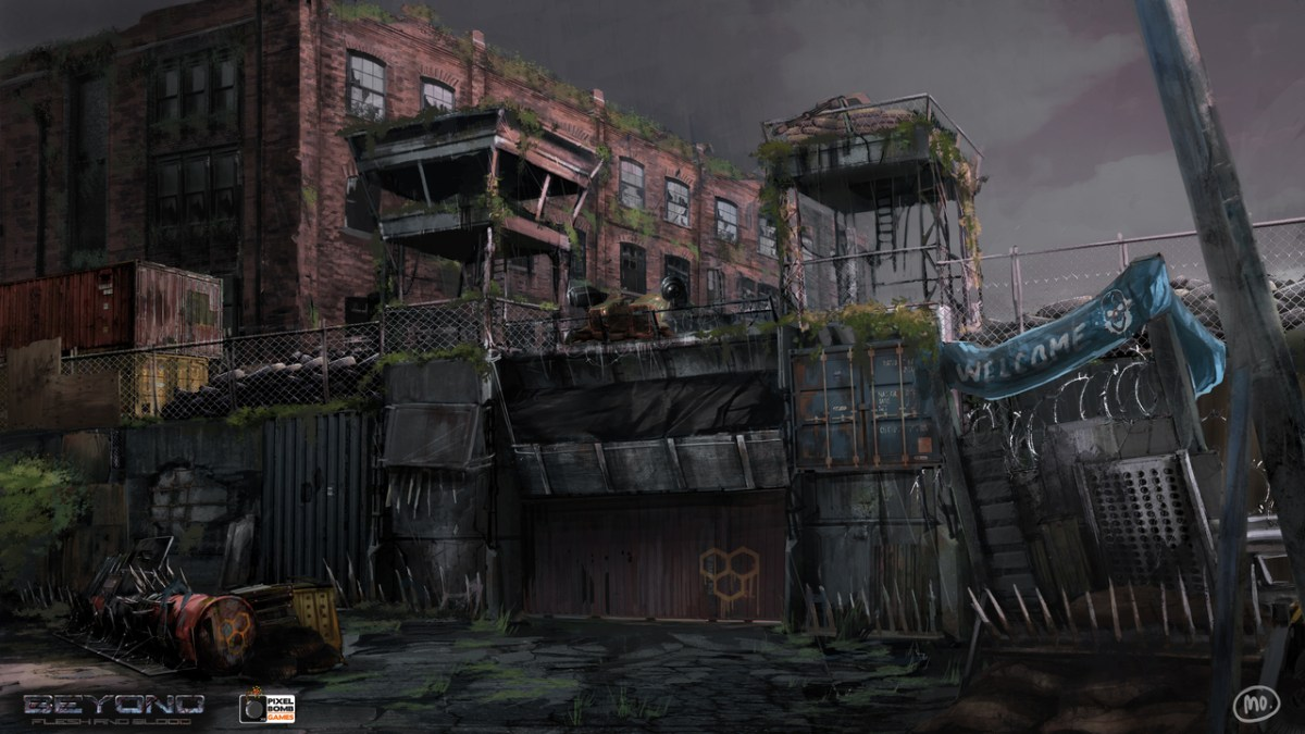 The Post Apocalyptic Digital Art Showcase