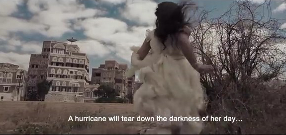 Video 'The Melody of our Alienation' by Abdurahman Hussain, a filmmaker of #SupportYemen