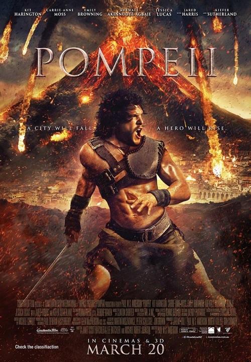 Rencenzja filmu Pompeje (2014)