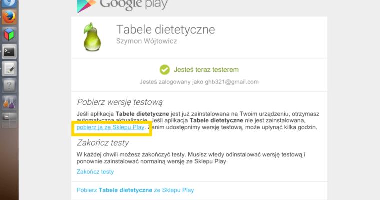 Jak zostać testerem aplikacji Google Play?