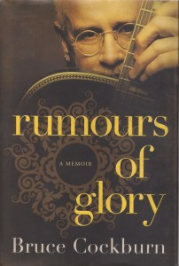 Rumours of glory - cover