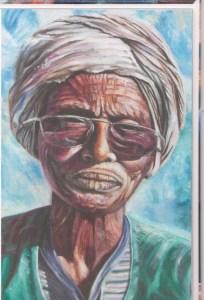 Art begets Art - Sunglasses