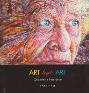 Art begets Art - cover