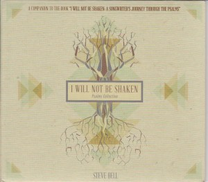 I WIll Not Be Shaken - CD cover