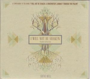 I WIll Not Be Shaken - CD cover