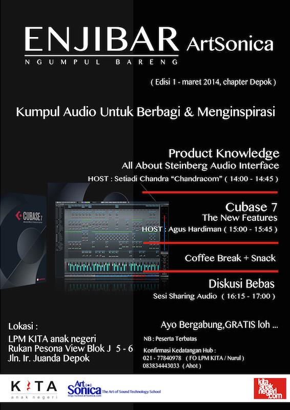 2014-03 Enjibar ArtSonica edisi 01 Depok (lo-res)