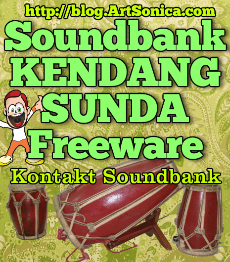 Soundbank Kendang Sunda (Freeware)