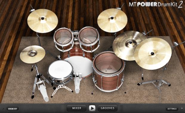 Power Drum Kit