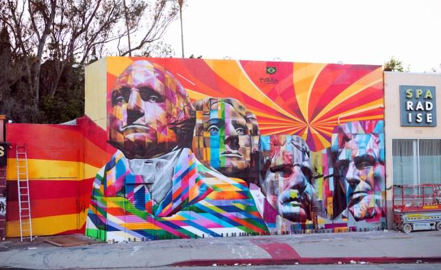 Kobra Street Artiste
