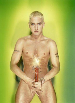 David-Lachapelle - Eminem About to blow