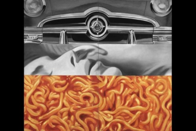 I Love you with my ford James Rosenquist