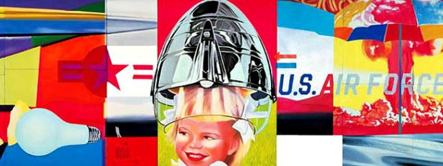 James Rosenquist, F-111