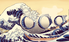 hokusai artsper