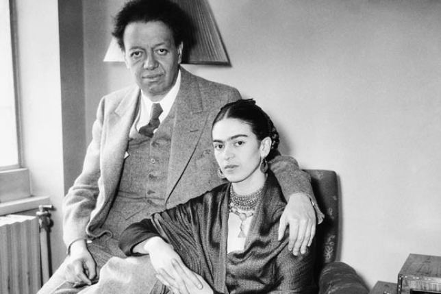 Friday Kahlo et Diego Rivera artsper