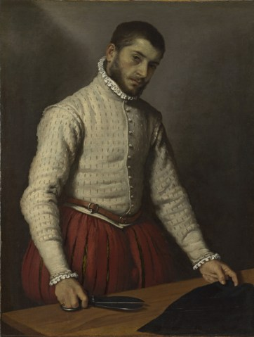 Moroni painting The Tailor royal academy show